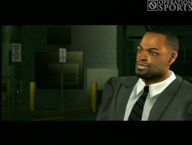 NBA '07 Screenshot #1 for PS2