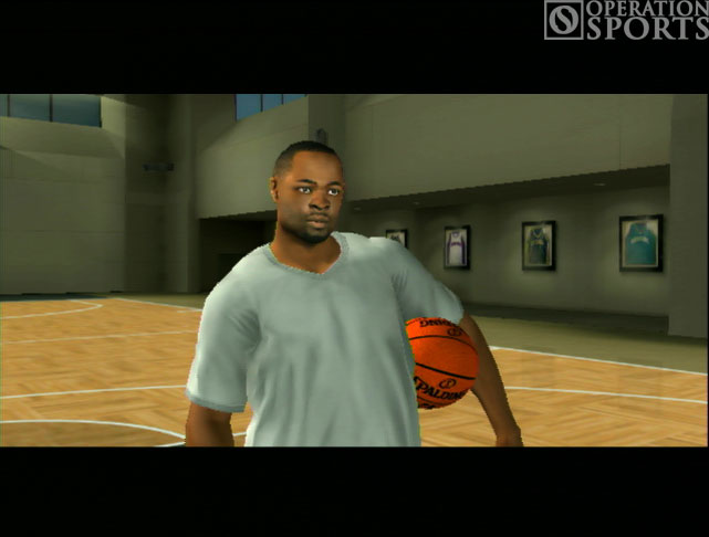 NBA '07 Screenshot #2 for PS2