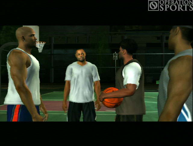 NBA '07 Screenshot #3 for PS2