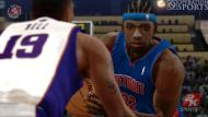 NBA 2K7 screenshot #1 for Xbox 360 - Click to view