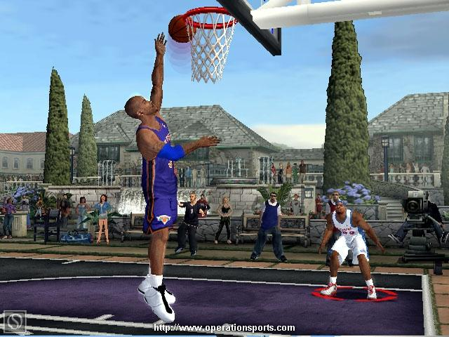 NBA Ballers: Phenom Screenshot #2 for Xbox