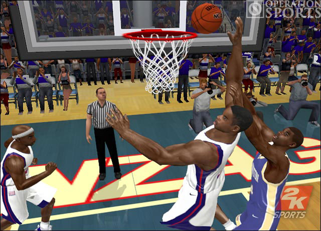 College Hoops 2K6 Screenshot #2 for Xbox
