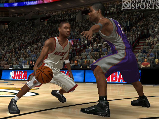 NBA Live 06 Screenshot #3 for Xbox