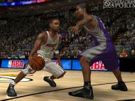 NBA Live 06 screenshot #3 for Xbox - Click to view