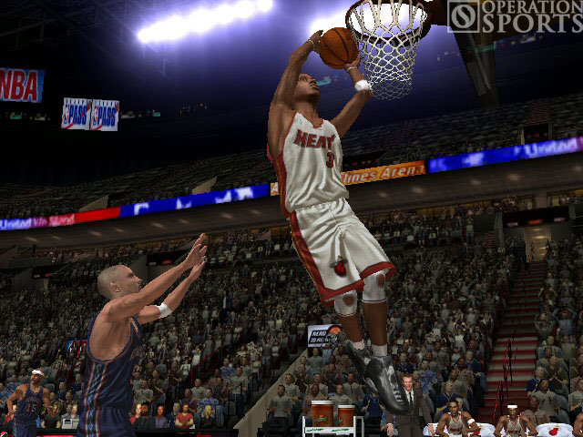 NBA Live 06 Screenshot #4 for Xbox