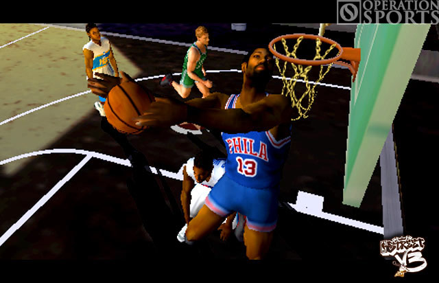 NBA Street Showdown Screenshot #1 for PSP