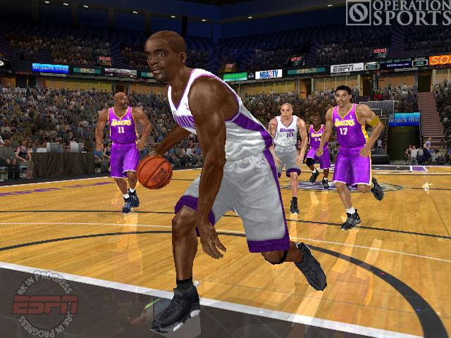ESPN NBA 2K5 Screenshot #1 for Xbox