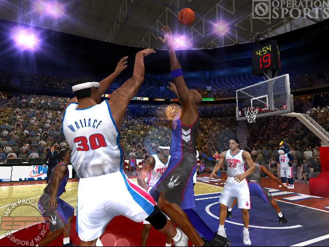ESPN NBA 2K5 Screenshot #3 for Xbox