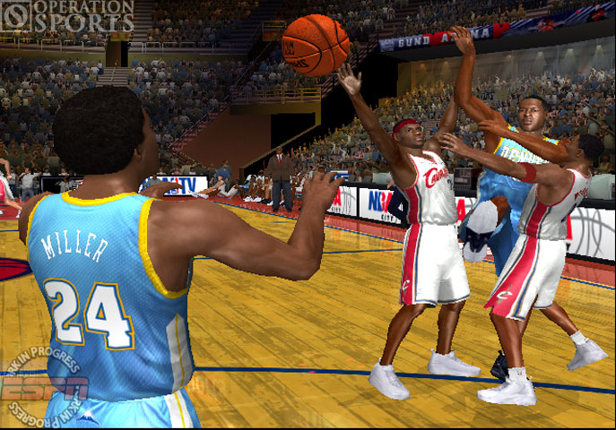 ESPN NBA 2K5 Screenshot #4 for Xbox