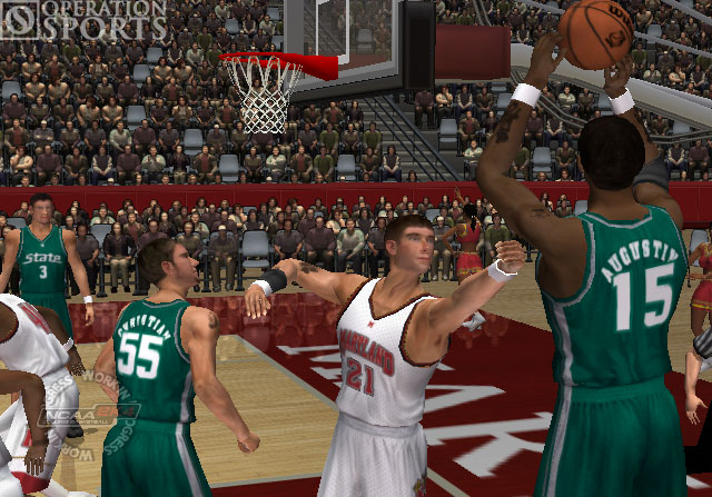 ESPN College Hoops Screenshot #2 for Xbox