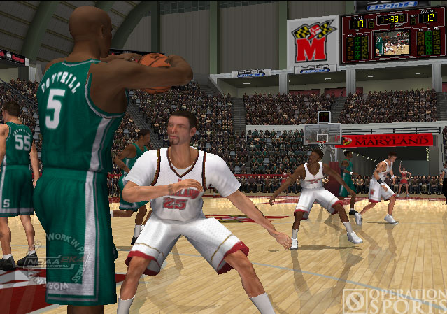 ESPN College Hoops Screenshot #3 for Xbox