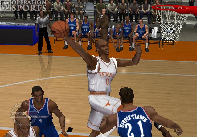 ESPN College Hoops Screenshot #4 for Xbox