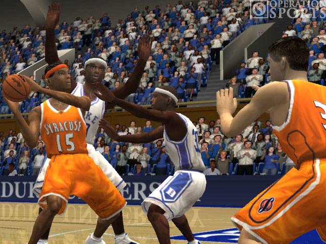 NCAA March Madness 2004 Screenshot #3 for Xbox
