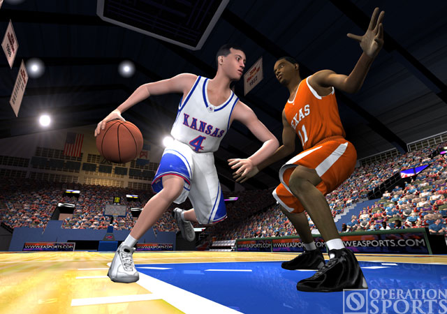 NCAA March Madness 2004 Screenshot #4 for Xbox