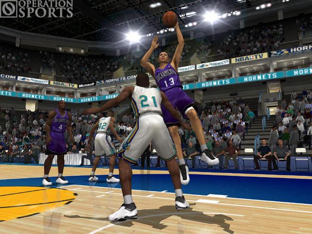 NBA Inside Drive 2004 Screenshot #1 for Xbox