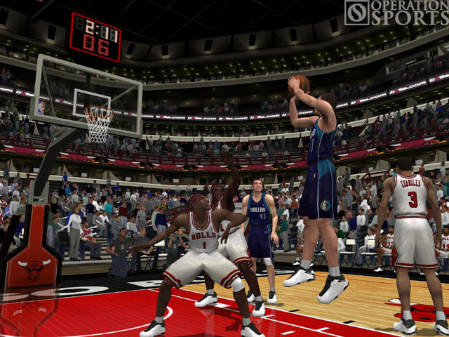 NBA Inside Drive 2004 Screenshot #3 for Xbox