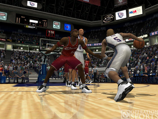 NBA Inside Drive 2004 Screenshot #4 for Xbox