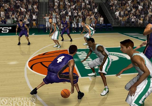 NCAA Final Four 2004 Screenshot #2 for PS2