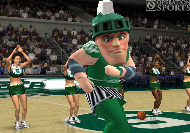 NCAA Final Four 2004 Screenshot #3 for PS2