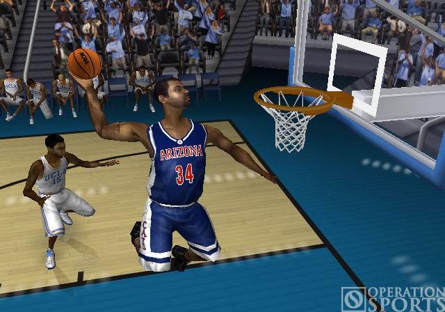 NCAA Final Four 2004 Screenshot #4 for PS2