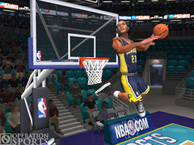 NBA Jam Screenshot #1 for PS2