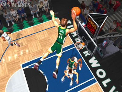 NBA Jam Screenshot #2 for PS2