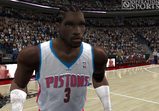 ESPN NBA Basketball Screenshot #1 for Xbox