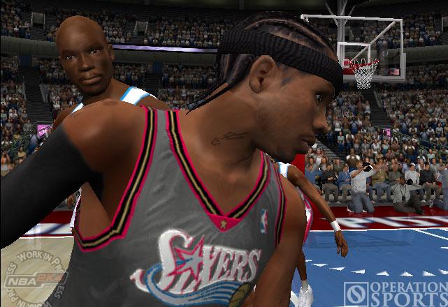 ESPN NBA Basketball Screenshot #3 for Xbox