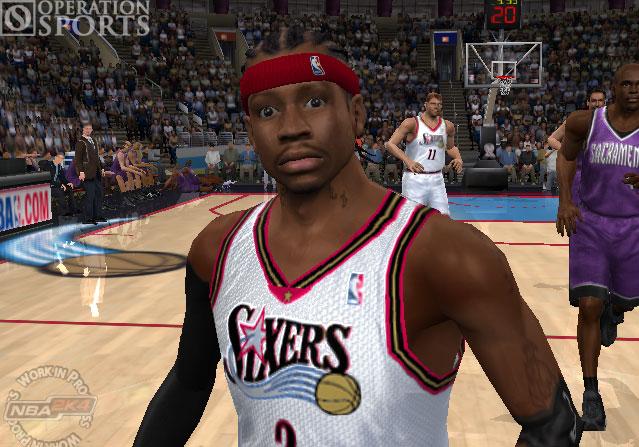 ESPN NBA Basketball Screenshot #4 for Xbox