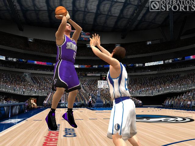 NBA Live 2004 Screenshot #2 for Xbox