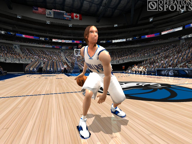 NBA Live 2004 Screenshot #4 for Xbox