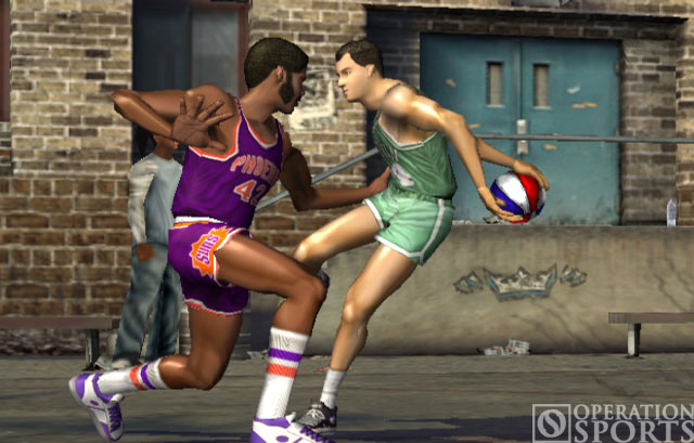 NBA Street Vol. 2 Screenshot #1 for PS2