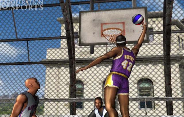 NBA Street Vol. 2 Screenshot #3 for PS2
