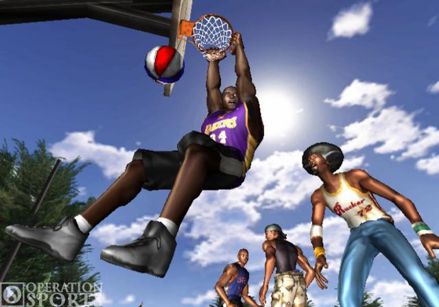 NBA Street Vol. 2 Screenshot #4 for PS2