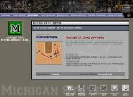 Tournament Dreams College Basketball screenshot #2 for PC - Click to view