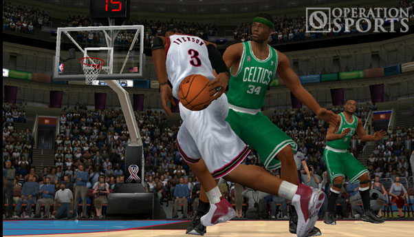 NBA 2K3 Screenshot #2 for Xbox