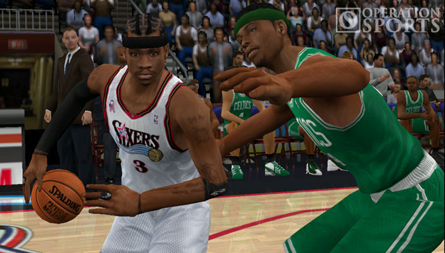 NBA 2K3 Screenshot #4 for Xbox
