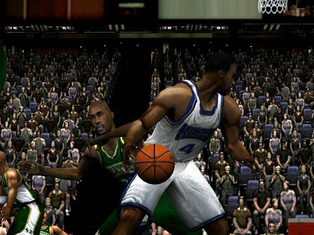 NBA Inside Drive 2003 Screenshot #3 for Xbox