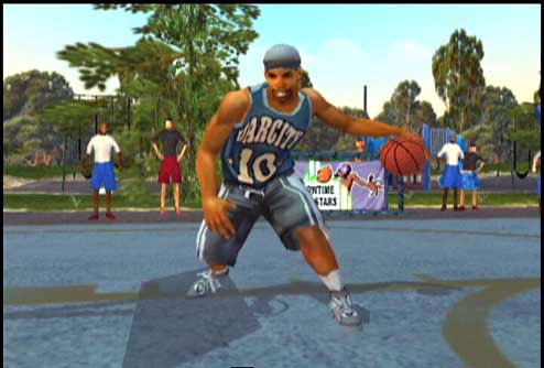 Street Hoops Screenshot #1 for Xbox