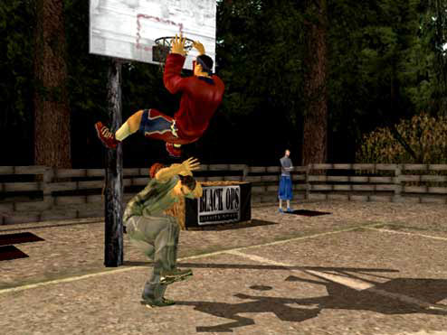 Street Hoops Screenshot #2 for Xbox