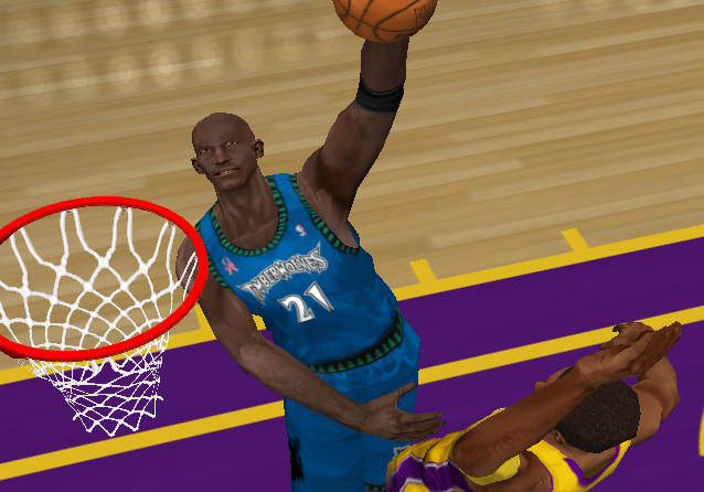 NBA 2K2 Screenshot #2 for Xbox
