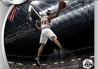 NBA Live 2002 Screenshot #2 for Xbox