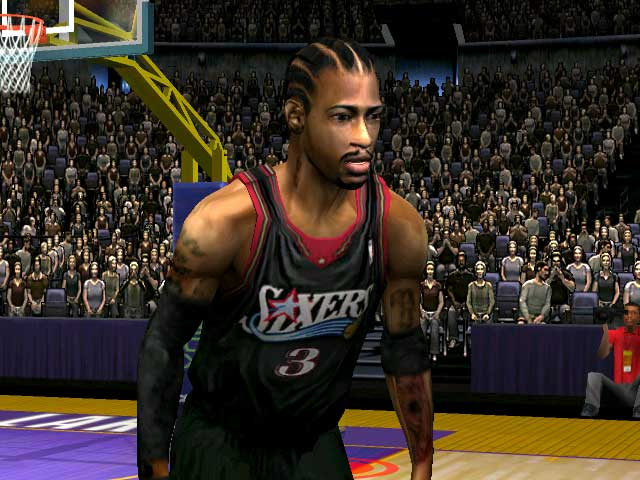 NBA Inside Drive 2002 Screenshot #1 for Xbox