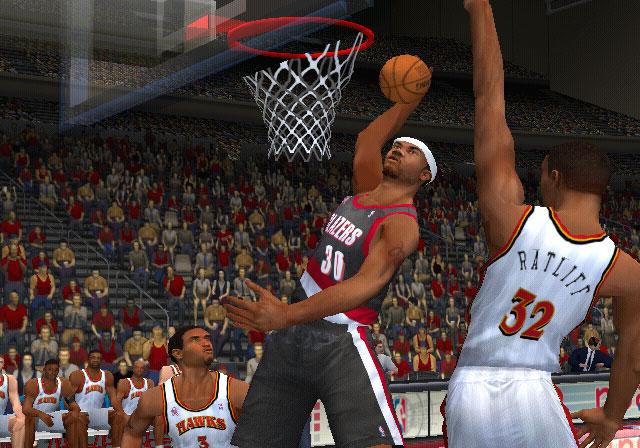 NBA 2K2 Screenshot #1 for PS2
