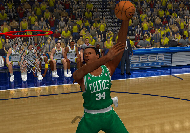 NBA 2K2 Screenshot #4 for PS2