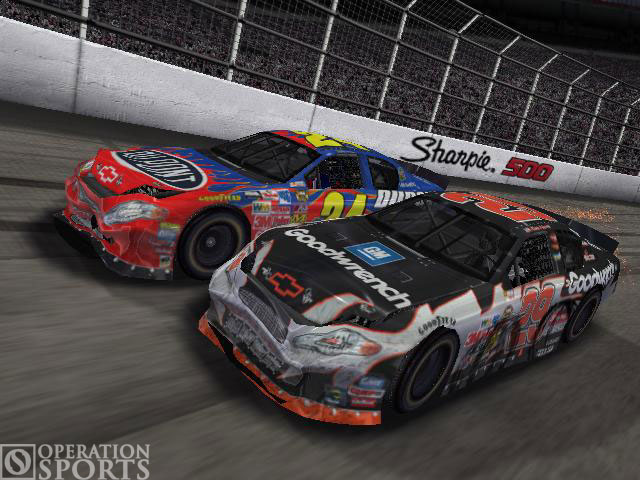 NASCAR 2005: Chase for the Cup Screenshot #1 for Xbox