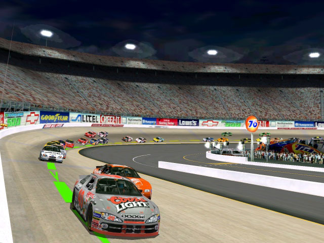 NASCAR Racing 2002 Season Screenshot #3 for PC