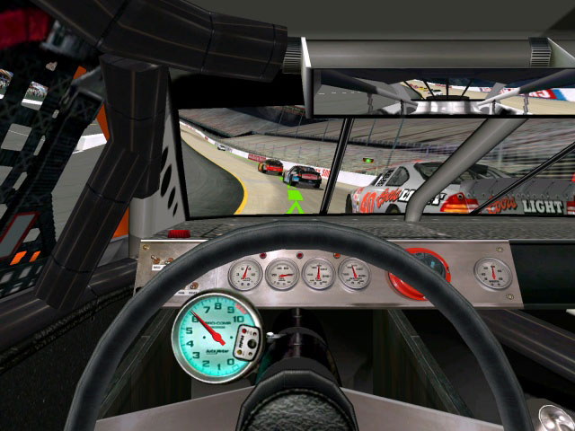 NASCAR Racing 2002 Season Screenshot #4 for PC