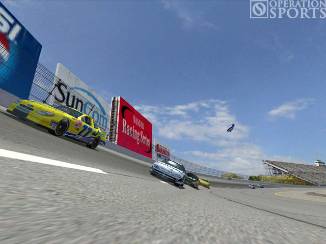 NASCAR Racing 2003 Season Screenshot #1 for PC