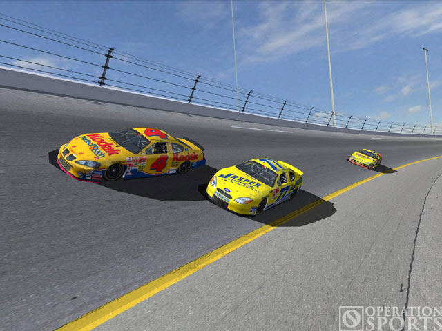 NASCAR Racing 2003 Season Screenshot #3 for PC